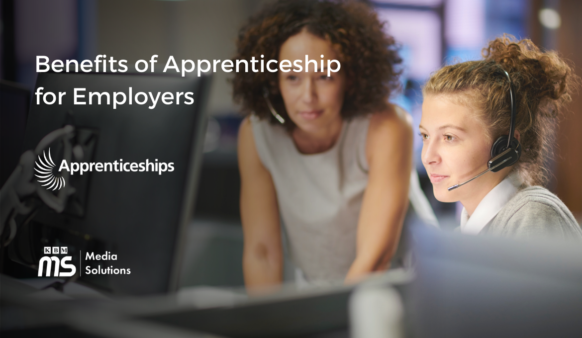 Benefits of apprenticeships for employers